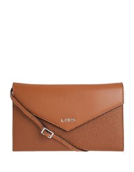 Lodis Kate Gabi Leather Wallet On A String Toffee
