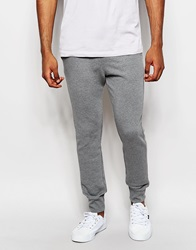 United Colors Of Benetton Sweatpants With Cuffed Ankle Charcoal507