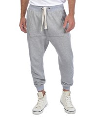 2Xist French Terry Jogger Pants Light Gray