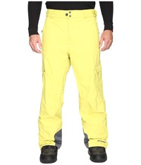 Columbia Big Tall Ridge 2 Run Ii Pant Mineral Yellow Men's Casual Pants