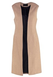 Dorothy Perkins Waistcoat Light Brown