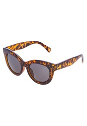 Cheap Monday Love Sunglasses Soft Brown Turtle