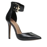 Aldo Astfeld Ankle Strap Court Shoes Black