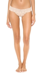Commando Lace Tanga Basics True Nude