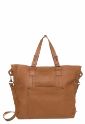 Zign Tote Bag Warm Brown