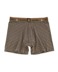 Psycho Bunny Bunny Repetition Boxer Brief Putty