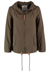 Ragwear Mitte Summer Jacket Dark Olive