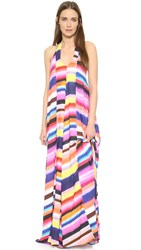 Mara Hoffman Maxi Dress Bubble Gum