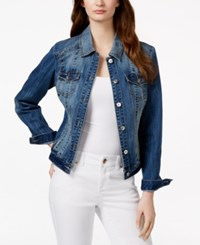 Inc International Concepts Denim Jacket Only At Macy's