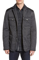 John Varvatos Men's Star Usa Quilted Utility Jacket