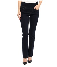 Jag Jeans Petite Paley Pull On Boot In After Midnight After Midnight Women's Jeans Black