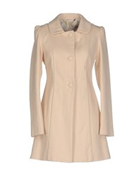 Atelier Fixdesign Coats And Jackets Full Length Jackets Women Beige