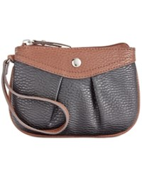 Styleandco. Style Co. Hannah Wristlet Only At Macy's Black Luggage