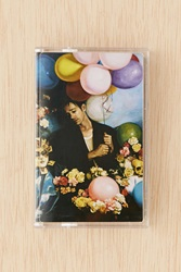 Urban Outfitters Nate Ruess Grand Romantic Cassette Tape Pink