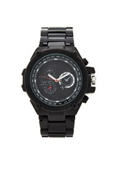 Forever 21 Men Matte Chrono Watch