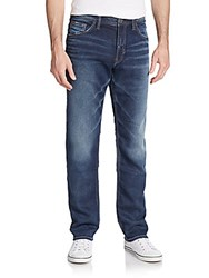 Silver Jeans Hunter Tapered Leg Jeans Indigo