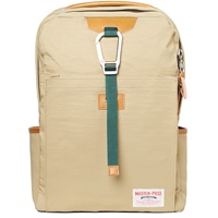 Master Piece Series Backpack Beige