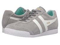 Gola Harrier Grey Windhcime Mint Women's Shoes Gray