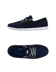 Helly Hansen Low Tops And Trainers Dark Blue