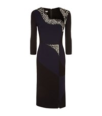 Antonio Berardi Embellished Pencil Dress Female Black