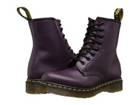 Dr. Martens 1460 W Purple Smooth Women's Lace Up Boots