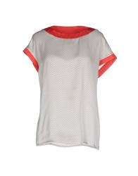 Michelle Windheuser Shirts Blouses Women White