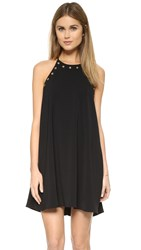 Amanda Uprichard Montauk Dress Black