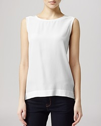 Reiss Top Kali Sleeveless
