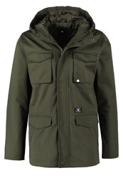 Dc Shoes Mastadon Parka Fatigue_Green