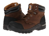 Carhartt 6 Rugged Flex Waterproof Boot Brown Men's Work Boots