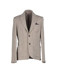 Myths Suits And Jackets Blazers Men Beige