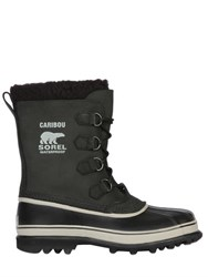 Sorel Caribou Waterproof Nubuck Winter Boots