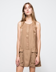 Garrett Dress Camel