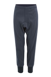 Neil Barrett Sweatpants With Virgin Wool Blue