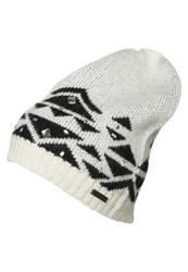 Barts Gem Hat Off White