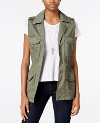 Sanctuary Gigi Utility Vest Military