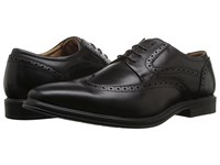 Florsheim Heights Wingtip Oxford Black Smooth Men's Lace Up Wing Tip Shoes