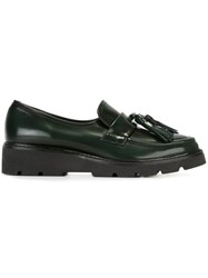 P.A.R.O.S.H. Tassel Loafers Green