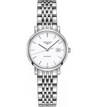 Longines L4.310.4.12.6 Elegant Stainless Steel Watch