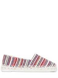 Castaner 10Mm Folk Woven Cotton Espadrilles