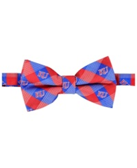 Eagles Wings Kansas Jayhawks Bow Tie Royalblue Red