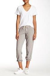 Candc California Kelly Slouch Sweatpant Gray