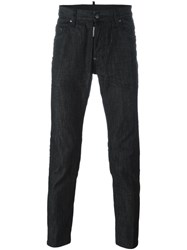 Dsquared2 Slim Fit Jeans Black