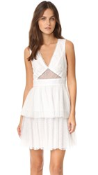 Zac Posen Annabelle Dress White
