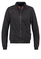 Khujo Ossa Summer Jacket Black