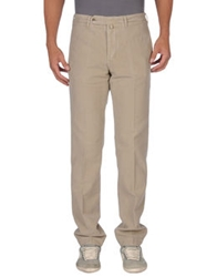 Alain Casual Pants Light Grey
