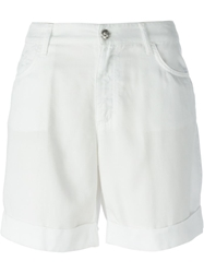 Blumarine High Waist Shorts