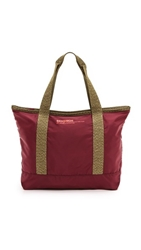 Bensimon Zipped Tote Bordeaux