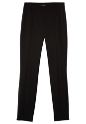 Comma Trousers Black