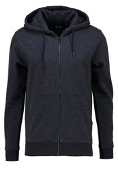 Only And Sons Onsfiske Tracksuit Top Dark Navy Dark Blue